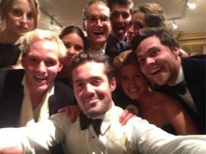 MIC group selfie
