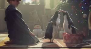 Monty the Penguin - John Lewis ad 2014