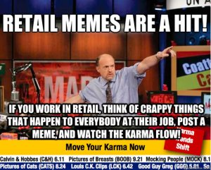 Retail memes