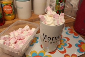Hot Chocolate Home